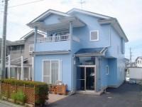屋根・外壁塗装、駐車場舗装、風除室設置