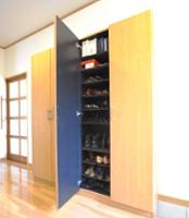 提案② 玄関の収納力を確保する