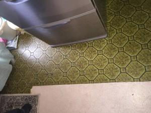 床の状態汚かったです。