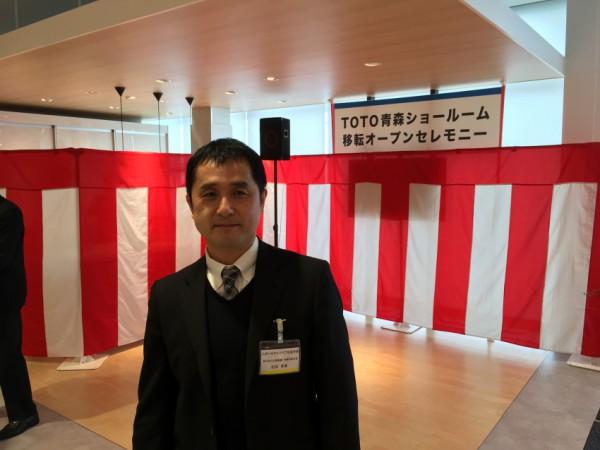 リモデルクラブ八戸店会会長として出席してきました。