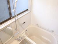 スペースの工夫とこだわりで使いやすいお風呂に