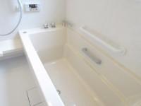 ご夫婦が心地よく使える動線の水まわりにリフォーム(浴室・洗面)