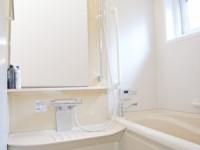 お風呂と洗面脱衣所の限られた空間をムダなく快適に